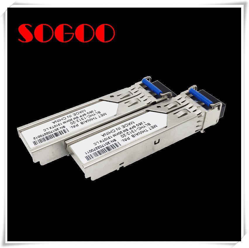 SFP 40KM Fiber Optic Transceiver Module 10G Cisco LC SM Mode