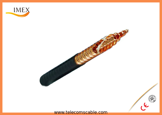 Air Dielectric Coaxial Feeder Cable , High Performance Air Dielectric Cable