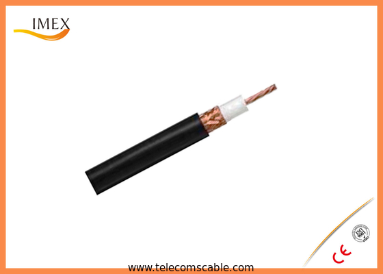 High performance RG coaxial cable RG58 power cable wire cable telecommunication cable