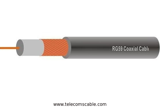 Hot sell coaxial cable price RG6 RG59 RG11 RG coaxial cable