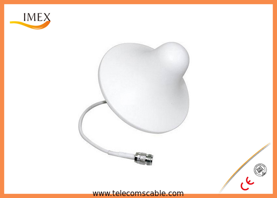 High Gain Indoor Omni Ceiling Antenna 100 W Direct Ground Lightning Protection