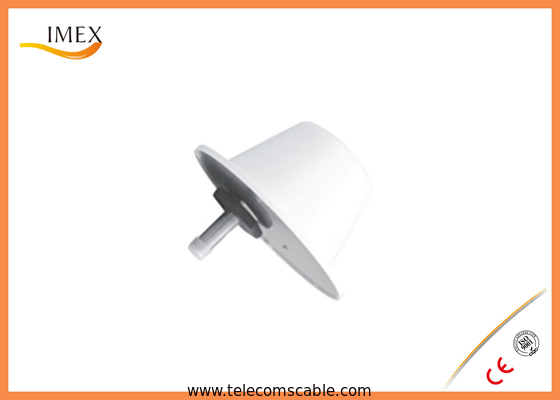 Soft Indoor Ceiling Antenna Broadband Directional Type ABS Radome Material