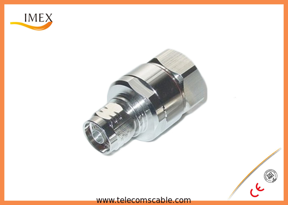 """Hot sale 7/8"""" feeder connector N male straight angle clamp connector RF feeder connector for base station"""