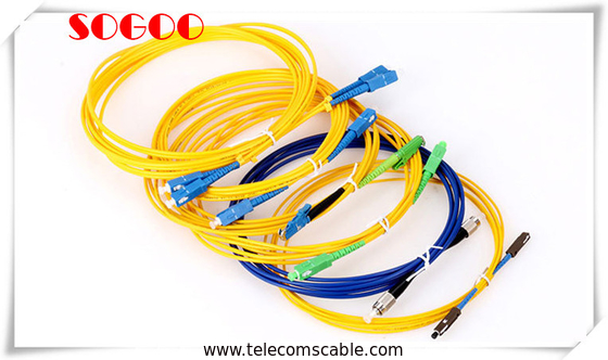 Network Fiber Optic Cable Assemblies Jumper LC-SC LC-LC SC-SC ST-ST FC-FC Connectors