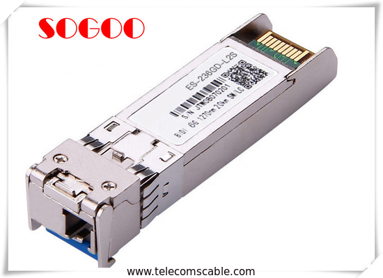 Single Mode Bd SFP Optical Module BIDI Optics SFP Module B 6G 1270nm 20KM