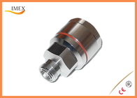 "7/16 DIN Female connector for 1-5/8"" RF coaxial foam feeder cable SMA jack plug connector for RG59 RG213 RG316 cable"