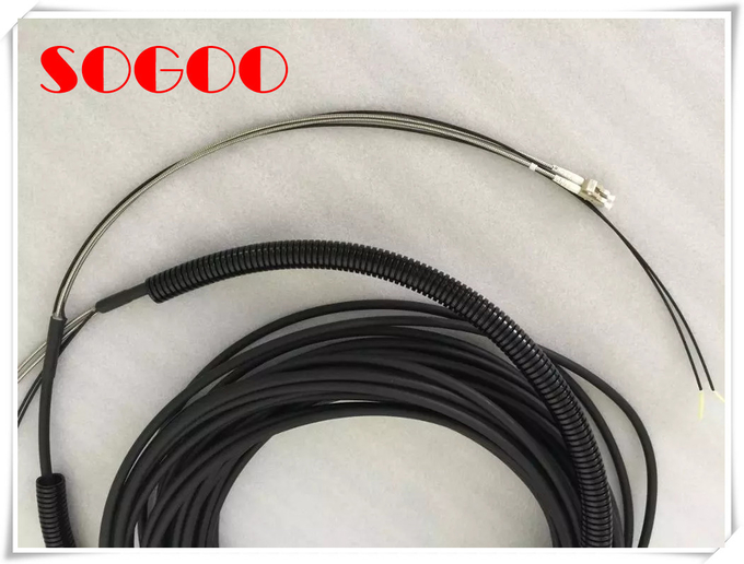 DLC MM GYFJH 2A1a LSZH 30m 7.0mm Optical Cable Assembly For 3G / 4G Base Station