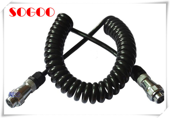6 Pin Jst Harness Cable Assembly For Industrial Electrical Led Light Bar Wire